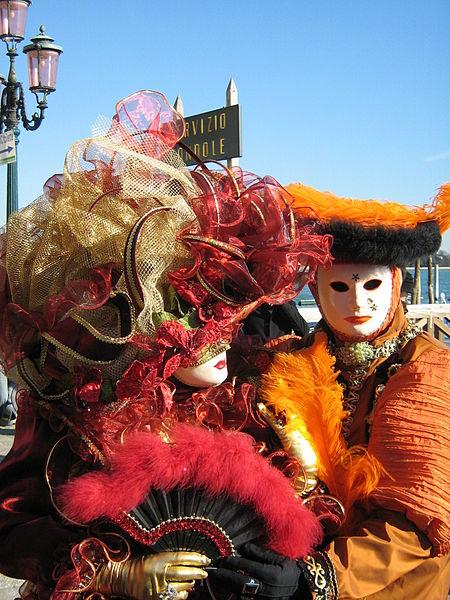 Carnaval Venecia 14 feb 2009