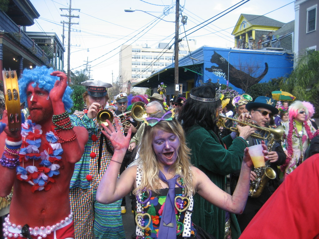Mardi Gras 2009 by Infrogmation
